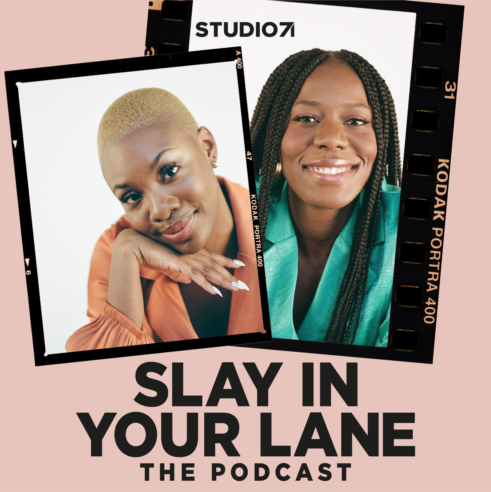 Artwork for Slay in Your Lane: The Podcast from Studio71 UK