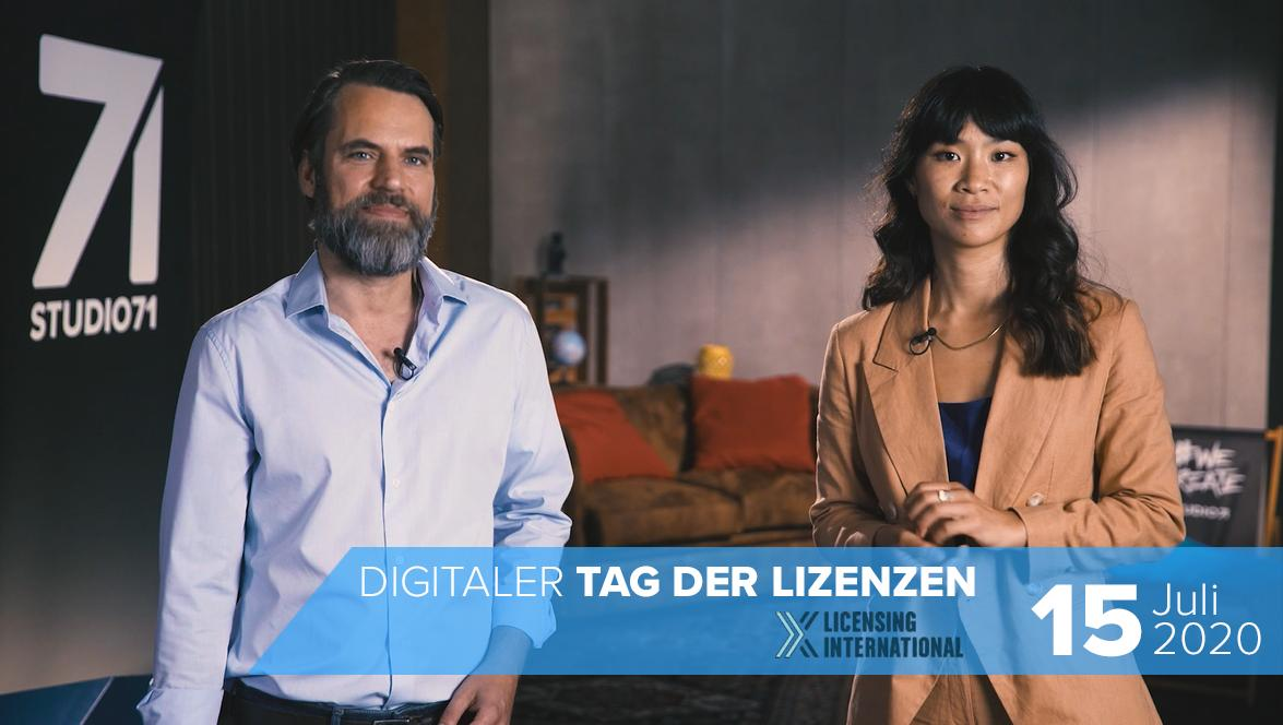 Digitaler Tag der Lizenzen 2020