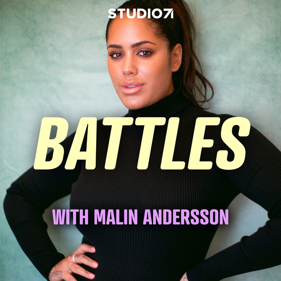 Battles by Malin Andersson Podcast Artwork