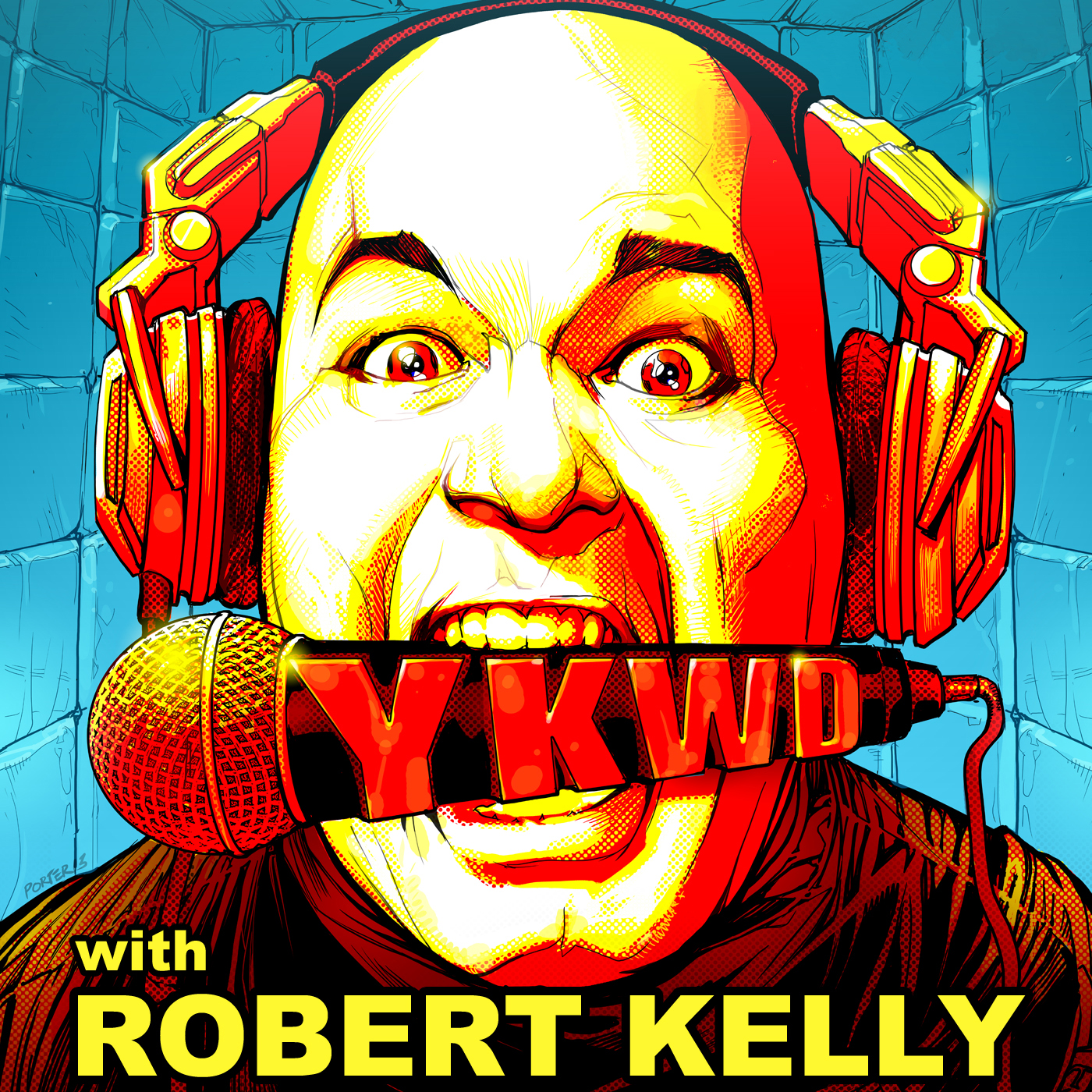 """Robert Kelly's """"You Know What Dude!"""""""